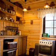 Pilnai aprūpinta virtuvė