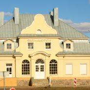 Jašiūnų geležinkelio stotis