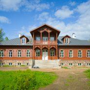 Homestead of Vilkiškės manor